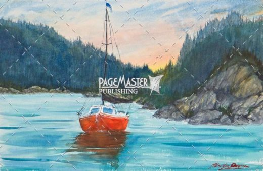 West Coast Lazy Day by Phil Gagnon on PageMaster Publishing