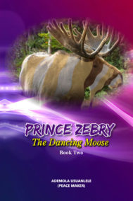 Prince Zebry by Ademola Usuanlele Front Cover