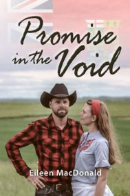 The front cover of Promise in the Void, by Eileen MacDonald