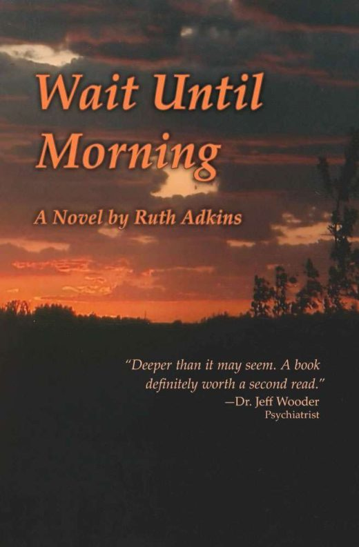 The Front Cover of Wait Until Morning