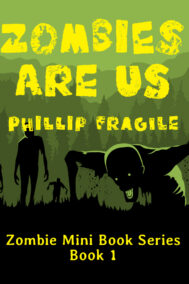 Zombies are us book 1 front cover