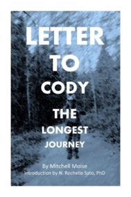 The front cover of Letter to Cody, by Mitchell Moise