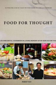 Food FOr Thought by Robin Thay