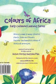 Colours of Africa by Dorothy Ghettuba Pala