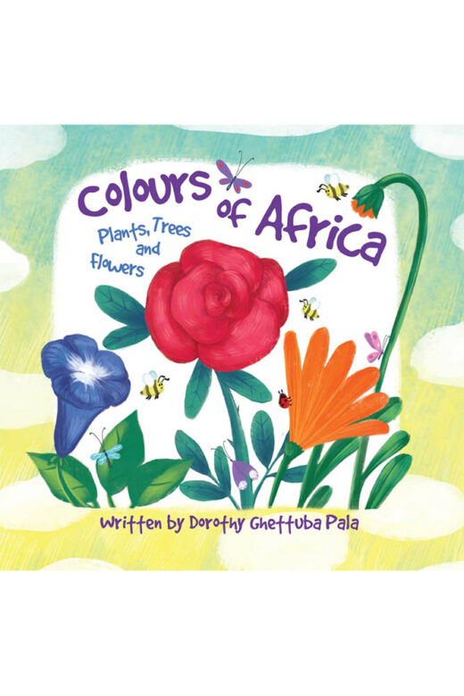 colours of africa - front cover - full