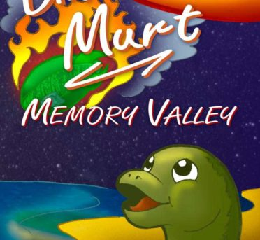 The front cover of Dinosaur Murt,: Memory Valley by Sheree