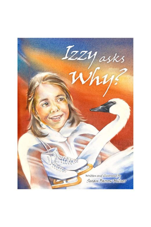 izzy asks why by susan milner full cover