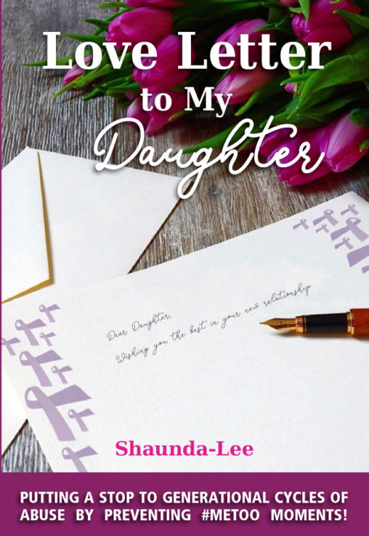 Love Letter to My Daughter by Shaunda-Lee Front Cover