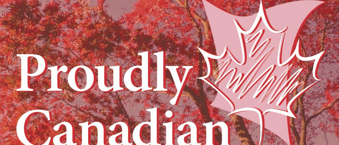 Canada Day Sale at PageMaster