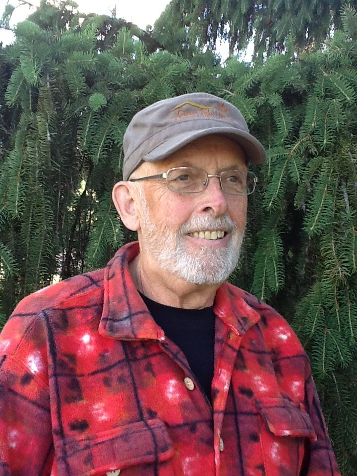 Author Ted Haas