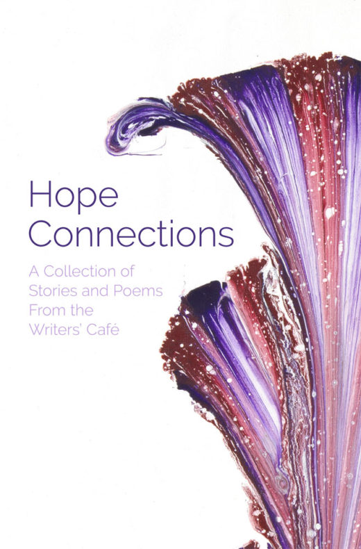 front cover of hope connections by writers' café