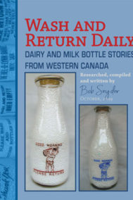 Wash and Return Daily by Bob Snyder Front Cover