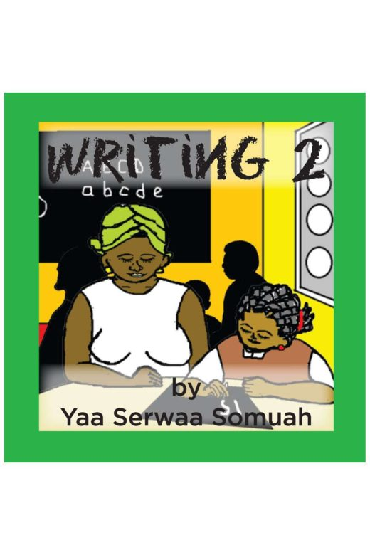 writing 2 by yaa serwaa somuah full cover