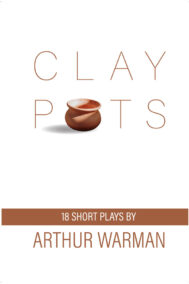 front cover of clay pots by arthur warman