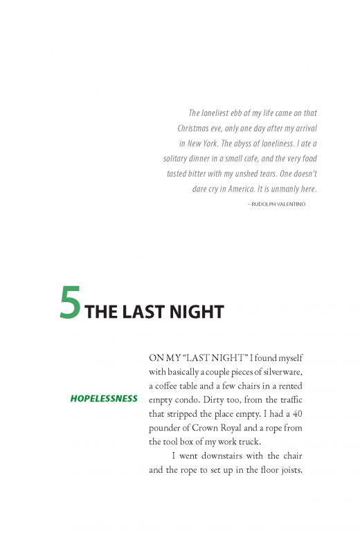 the last night, loneliness by Ryan Shaw