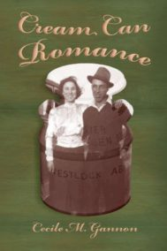 The front cover of Cream Can Romance