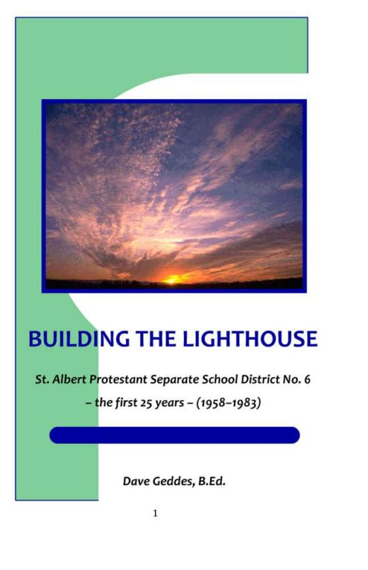 Building the Lighthouse