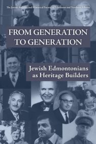 The Front Cover of From Generation to Generation
