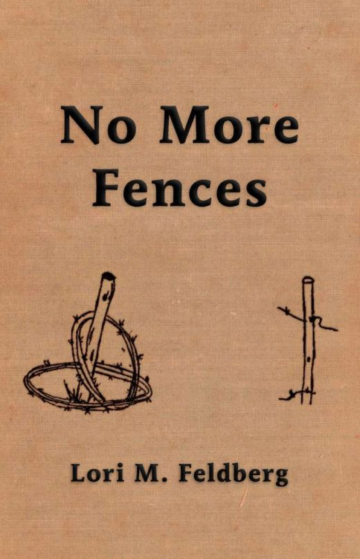 The front cover of No More Fences