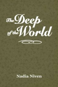 The front cover of The Deep of the World.