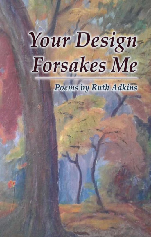 The front cover of Your Design Forsakes Me