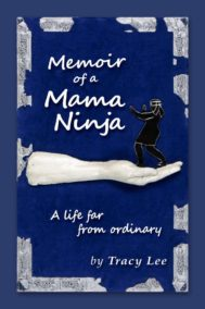 The front cover of Memoir of a Mama Ninja
