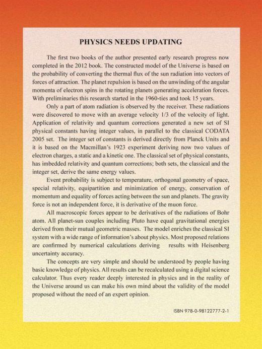 Exact Physics and Secrets of Gravitation by S. M. Zoledziowski