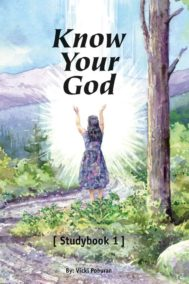 Know Your God by Vicki Poburan